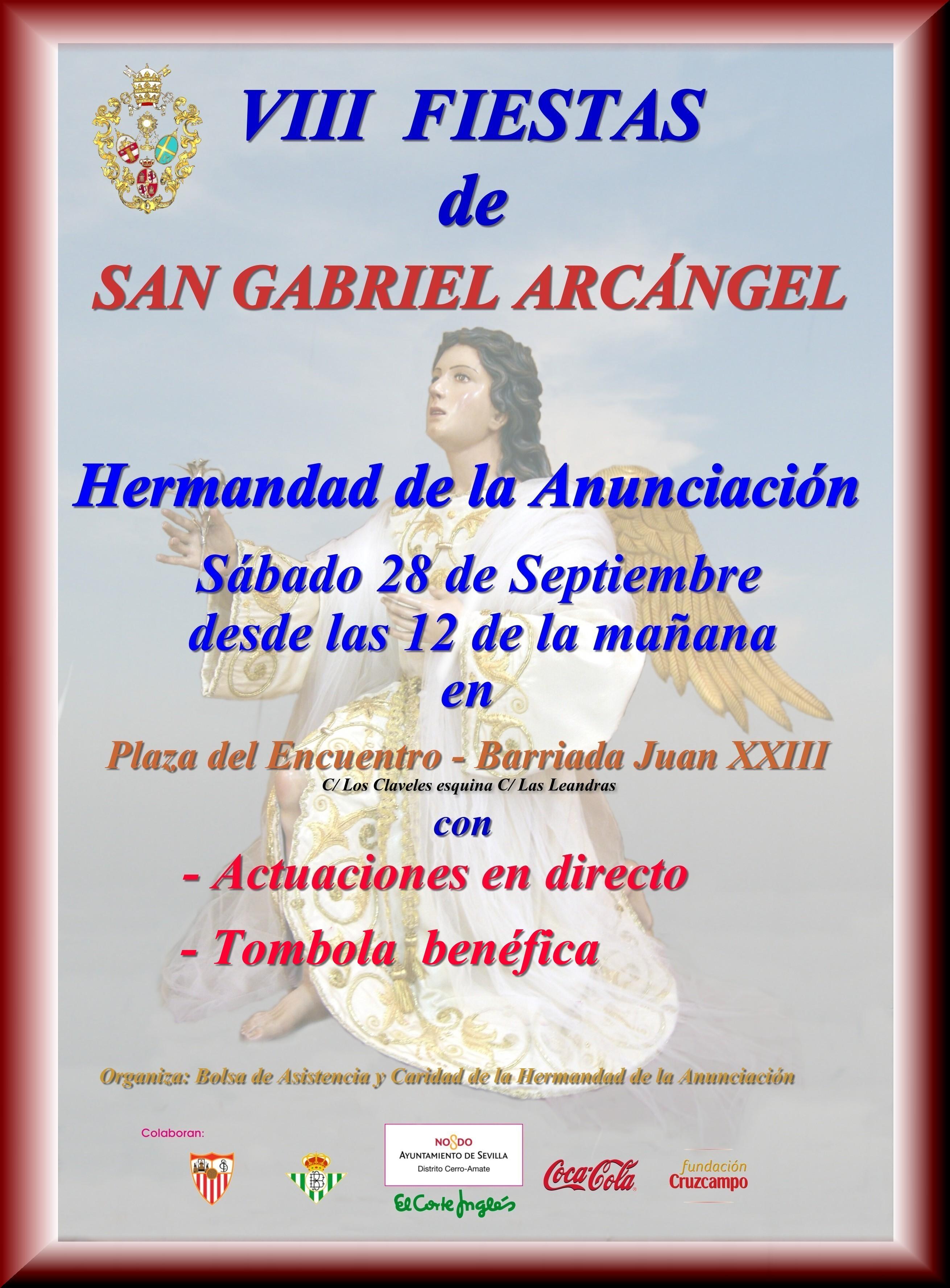 VIII Fiestas de San Gabriel