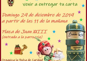 Cartero Real 2019