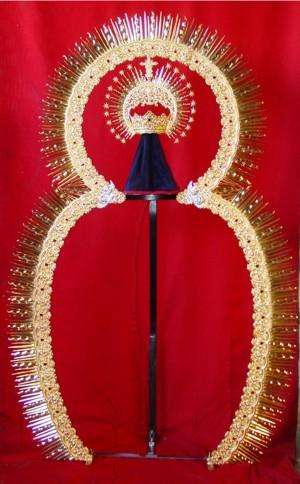 Ráfaga y Corona de Oro