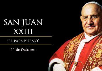 Misa por la Festividad de San Juan XXIII
